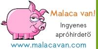 Malaca Van! Ingyenes apróhirdetés feladás. www.malacavan.com